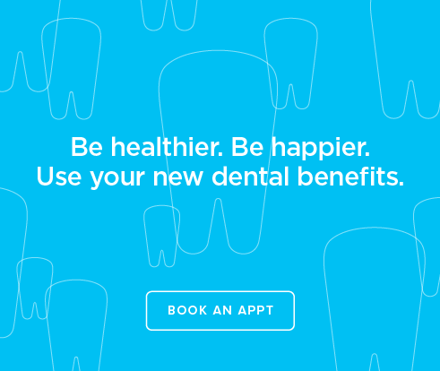 Be Heathier, Be Happier. Use your new dental benefits. - Promenade Smiles  and Orthodontics